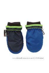 Кобальтовые лыжные рукавицы для мальчика