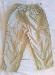 Healthtex США хб штаны песочн. цвета на 2-3 года