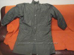 легкое пальто большого размера