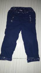 утепленные штаны для худышки