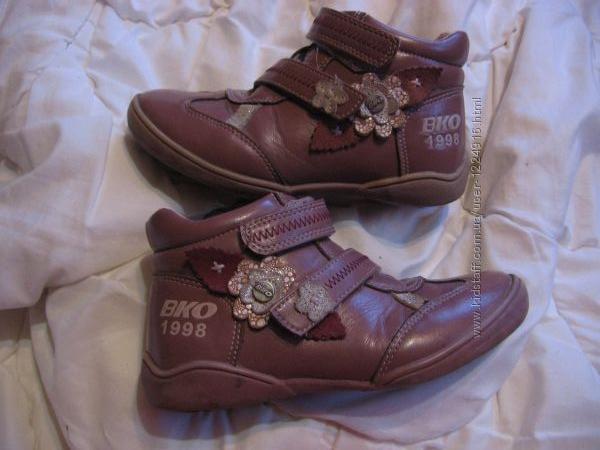 Демисезонные ботинки кожаные Beeko Taylor оригинал, Америка