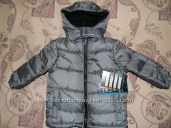 Куртка теплая демисезонная на 2 г. Америка