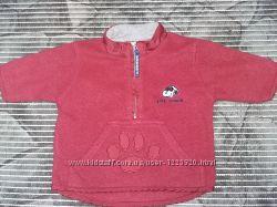 Флисовый свитер со Снуппи 62 р.