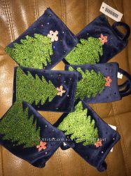 Новогодние сумочки чехлы для толефонов
