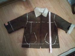 Курточка-дубленочка