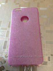 Чехол для телефона айфон 7, силиконовый, новый