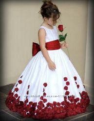 Платье нарядные любой рост