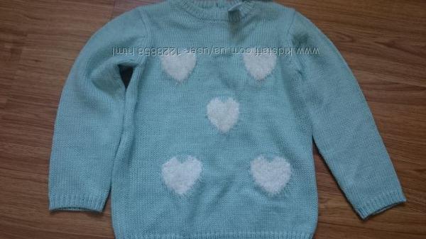 новый миленький свитер
