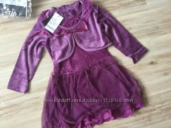 Покупаем подарки Качественное и нарядное платье для девочки
