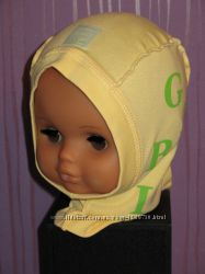 Капор, шапочка - шлем от Габби, Украина, хлопок