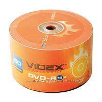 Чистые диски DVD-R, DVD-RW, CD-R, CD-RW от Videx, есть под принт