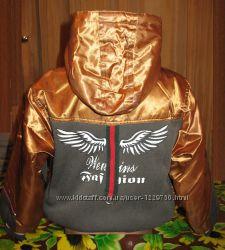 Куртка демисезонная от Wewins на мальчика, последний размер