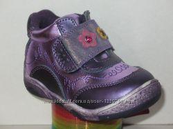 Ботиночки, кроссовки, Alemy kids, яркие, удобные, липучка, змейка