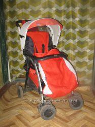 Прогулочная коляска Chicco Simplicity для детей от 0 до 3 лет