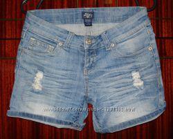 Женские джинсовые шорты Asphalt