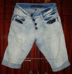 Женские джинсовые шорты Bershka