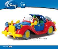 Красивые машинки Disney Motorama - в наличии