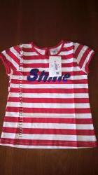 Стильна футболочка для дівчинки