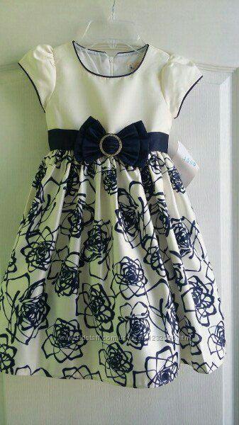 Шикарное платье для юной леди