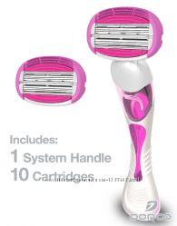 Женский станок для бритья Dorco Shai Soft Touch 33 со сменными картриджами