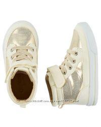 Ботиночки Стелька 16, 5см сникерсы кеды хайтопы ботинки OshKosh
