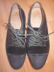 Женские туфли на шнурках ботинки, Monarch Монарх