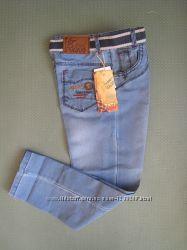Детские джинсы Tati рр. 128-152 Beebaby Бибеби