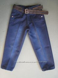 Детские джинсы рр. 92-116 Beebaby Бибеби