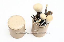E&acuteCRUE Набор из 12 кистей для макияжа  Тубус