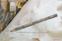 Пудровый карандаш для бровей 03В Lacordi