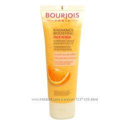 Скраб пилинг для лица c апельсином Bourjois Radiance Boosting Face