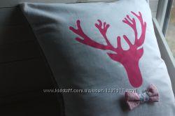 Подушка - Новогодний Олень