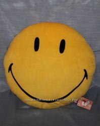 Подушка улыбка Смайлик