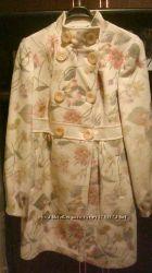 Шикарное итальянское пальто NINA VLADI