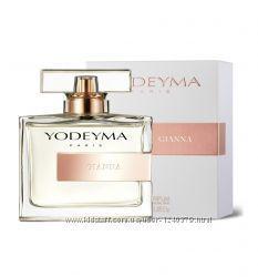 Туалетная вода Yodeyma - аналог известных ароматов
