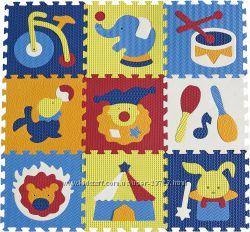 Хит Продаж Развивающие коврики-пазлы для малышей Baby Great