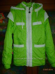 Куртка 2 в 1 жилетка-куртка