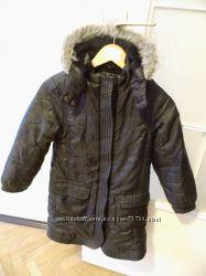 Пальто на девочку 122-135 рост