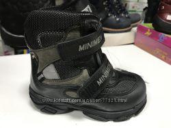 Minimen правильная обувь на зиму, 21-25 рр