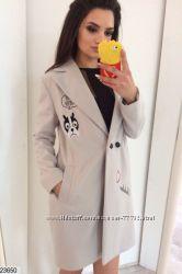 Демисезонные женские курточки, пальто