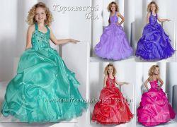 Нарядные платья для девочек и девочек-подростков