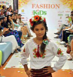 очаровательные трикотажные юбки в национальном стиле
