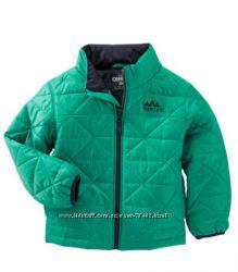 Весенняя куртка OSHKOSH, размер 6 и 7.
