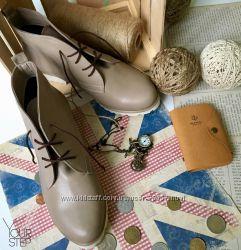 Стильная кожаная обувь по доступным ценам. Новая коллекция весна 2017