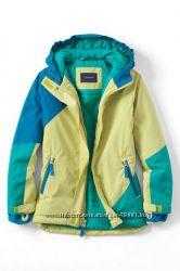 Новая куртка  lands end от 140см