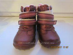 Демисезонные Ботинки утепленные