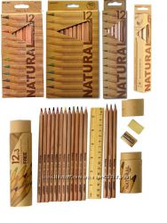 MARCO Naturai-Cedarlite карандаши цветные