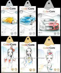 цветные карандаши MARCO ColorCore