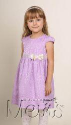 98-104 Платье нарядное ТМ Мевис 1928