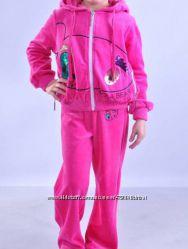 Colabear велюровые костюмы 90-98-114-122-130